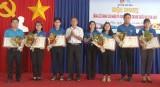 Đức Hòa tổng kết công tác Đoàn và phong trào Thanh thiếu nhi năm 2019
