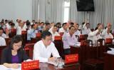 Thông báo kết quả Hội nghị lần thứ 18, Ban Chấp hành Đảng bộ tỉnh Long An, khóa X, nhiệm kỳ 2015-2020