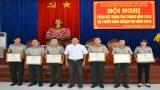 Năm 2019, Chi cục Thi hành án Dân sự huyện Cần Giuộc thụ lý 2.979 việc