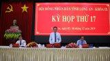 Kỳ họp thứ 17, HĐND tỉnh Long An khóa IX: Ý kiến của tổ đại biểu được giải trình thỏa đáng