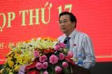Kỳ họp thứ 17, HĐND tỉnh Long An khóa IX thông qua 24 Nghị quyết