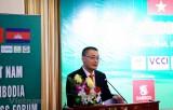 Doanh nghiệp ĐBSCL dự diễn đàn hợp tác kinh doanh tại Campuchia