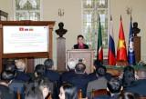 Chủ tịch Quốc hội thăm trường Đại học Tổng hợp Liên bang Kazan