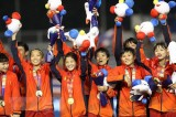 Chủ tịch TW Hội Liên hiệp Phụ nữ gửi thư chúc mừng đội bóng đá nữ
