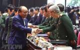 Thủ tướng Nguyễn Xuân Phúc dự Hội nghị Quân chính toàn quân năm 2019