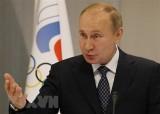 Tổng thống Putin: Lệnh cấm của WADA mang động cơ chính trị