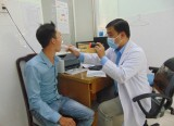 Châu Thành: Khám sức khỏe chuẩn bị công tác nhập ngũ năm 2020