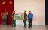 Họp mặt giao lưu Kỷ niệm Ngày Thành lập Quân đội Nhân dân Việt Nam