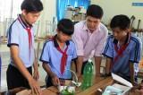 Học sinh vùng sâu với niềm đam mê sáng tạo