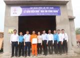 Công đoàn Điện lực Việt Nam: Trao Mái ấm công đoàn tại TP.Tân An