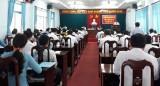 HĐND huyện Thủ Thừa khóa XI thông qua 10 nghị quyết quan trọng