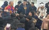U23 Việt Nam đặt chân đến Hàn Quốc, 'luyện công' chờ giải U23 châu Á