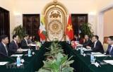 Coi trọng quan hệ Đối tác hợp tác toàn diện Việt Nam - Myanmar
