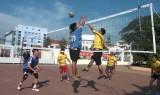 Đức Hòa tổ chức giải bóng chuyền Mừng Đảng - Mừng Xuân 2020