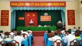 HĐND huyện Vĩnh Hưng thông qua 4 Nghị quyết tại kỳ họp thứ 12, khóa X