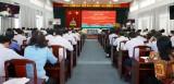 Tăng cường khối đại đoàn kết toàn dân tộc, xây dựng Đảng và hệ thống chính trị trong sạch, vững mạnh theo tư tưởng, đạo đức, phong cách Hồ Chí Minh