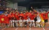 Bóng đá Việt Nam đang tích cực chuẩn bị hướng tới World Cup 2026