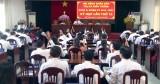 Kỳ họp thứ 12 HĐND thị xã Kiến Tường khóa II thông qua 12 nghị quyết quan trọng