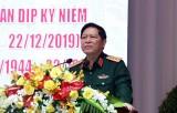 Gặp mặt đại biểu cao cấp quân đội nghỉ hưu khu vực phía Nam