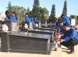 Tuổi trẻ Long An: Nhiều hoạt động kỷ niệm 75 năm Ngày Thành lập Quân đội Nhân dân Việt Nam