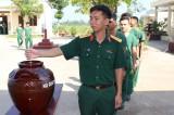 Đại đội Bộ binh huyện Vĩnh Hưng thực hiện hiệu quả phong trào thi đua quyết thắng