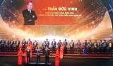 Chủ tịch HĐQT Trần Anh Group – Trần Đức Vinh đoạt Giải thưởng Sao Đỏ - Doanh nhân trẻ Việt Nam tiêu biểu 2019