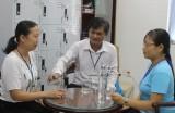 Các cơ sở y tế chung tay giảm thiểu chất thải nhựa