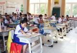 Bến Lức: Trường iSchool Long An đăng cai tổ chức Hội thi vẽ tranh tiểu học cấp huyện