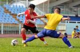 Long An giành chiến thắng 1-0 trước Đồng Tháp