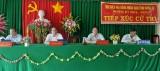 Đại biểu HĐND tỉnh Long An tiếp xúc cử tri huyện Cần Đước và Tân Hưng