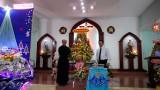 Phó Chủ tịch UBND tỉnh Long An - Phạm Tấn Hòa thăm, chúc mừng Giáng sinh tại Giáo xứ Bình Quân