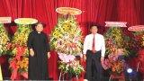 Lãnh đạo tỉnh Long An dự Lễ Giáng sinh 2019 tại Giáo xứ Tân An