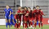 ĐT nữ Việt Nam tập trung chuẩn bị cho vòng loại Olympic 2020