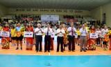 Khai mạc vòng 2, Giải bóng chuyền vô địch Quốc gia PV Gas năm 2019