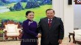 Không sử sách nào có thể viết đủ về quan hệ đặc biệt Lào-Việt Nam