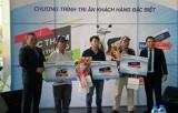 Hyundai Long An trao giải chương trình tri ân khách hàng đặc biệt 'Mua xe Hyundai trúng ngay Janus'