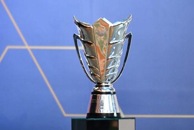 Chiếc cúp dành cho đội vô địch Asian Cup. (Nguồn: AFC)