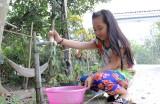 Cho vay chương trình nước sạch và vệ sinh môi trường đối với các hộ gia đình khu vực đô thị
