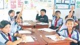 Trường đạt chuẩn quốc gia góp phần nâng cao chất lượng giáo dục