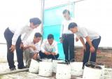Nghiệm thu, bàn giao thiết bị hỗ trợ hợp tác xã nông nghiệp công nghệ cao Tâm Nông Việt