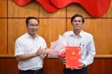 Phân công ông Lê Sơn Hà phụ trách Ban Nội chính Tỉnh ủy Long An