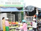 Hợp tác xã rau sạch hữu cơ Khôi Nguyên: Đẩy mạnh sản xuất phục vụ thị trường tết