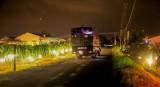 An Lục Long: Đường nông thôn sáng ánh đèn đêm