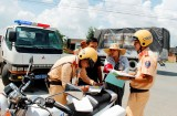 Công an huyện Cần Đước thành lập Tổ công tác tăng cường đảm bảo an ninh trật tự