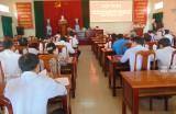 Châu Thành: Triển khai chương trình hành động thực hiện kế hoạch phát triển kinh tế - xã hội 2020