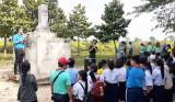 Thiếu nhi quận 6, TP.HCM giao lưu tại huyện Tân Hưng