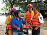 Cảng vụ Đường thủy nội địa Long An đẩy mạnh tuyên truyền Luật Giao thông đường thủy nội địa