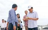 Xây cầu cho vùng khó khăn Đồng Tháp, An Giang