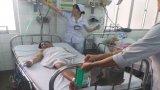 Cứu sống nạn nhân bị đâm tràn dịch màng phổi