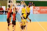 Hà Tĩnh vượt Bến Tre trong trận chung kết ngược bóng chuyền nam